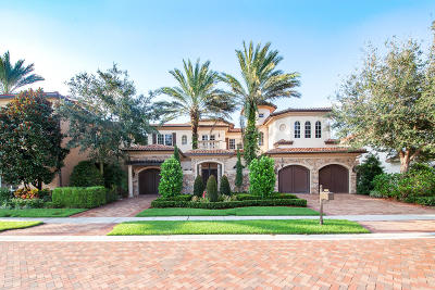 Boca Raton Single Family Home For Sale: 6398 Montesito Street