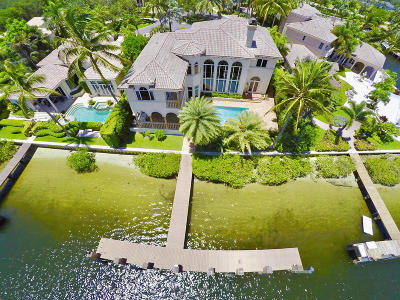 North Palm Beach Single Family Home For Sale: 716 Harbour Isle Way