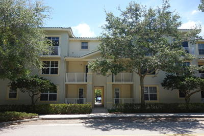 Jupiter Condo For Sale: 4903 Chancellor Drive #11