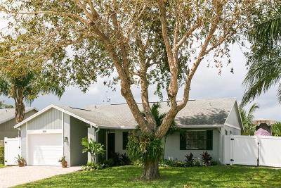 Jupiter FL Single Family Home For Sale: $319,900