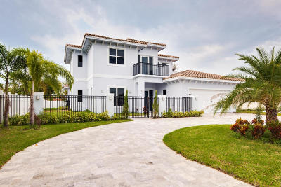Boca Raton Single Family Home For Sale: 230 NW 9th Street
