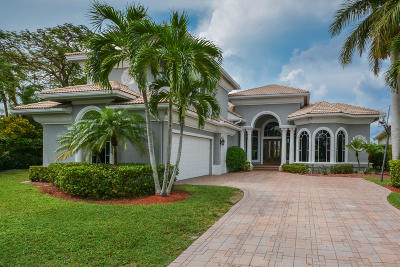 Boca Raton FL Single Family Home For Sale: $1,425,000