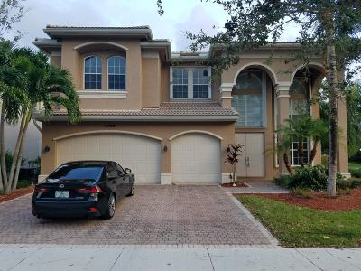 Boynton Beach Rental For Rent: 11029 Misty Ridge Way