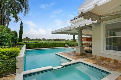 West Palm Beach Single Family Home For Sale: 2075 Regents Boulevard