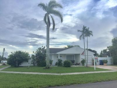 West Palm Beach Single Family Home For Sale: 10060 Mikado Lane