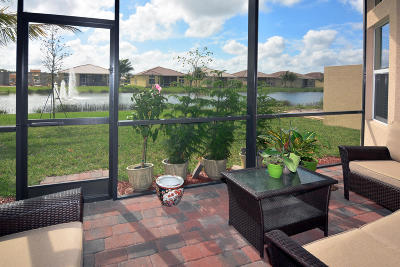 Boynton Beach Single Family Home Contingent: 8232 Cloud Peak Drive