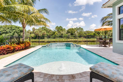 Delray Beach Single Family Home For Sale: 9523 Eden Roc Court