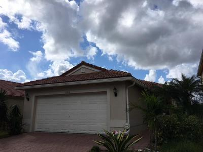 west palm Single Family Home For Sale: 1084 Big Torch Street