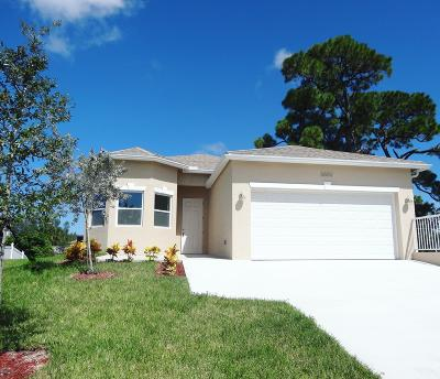 Lake Worth Single Family Home For Sale: 6650 Westview Drive