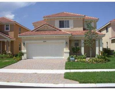 Hobe Sound Single Family Home For Sale: 7835 SE Heritage Boulevard