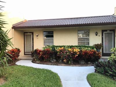West Palm Beach Single Family Home For Sale: 142 Lake Gloria Drive