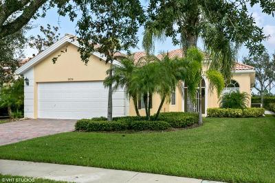 Palm Beach Gardens FL Single Family Home For Sale: $349,900