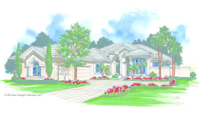 Palm Beach County Single Family Home For Sale: 3223 Grande Road #Lot # 8
