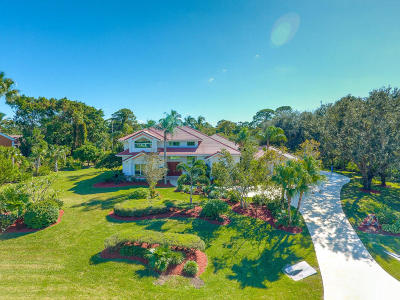 Jupiter FL Single Family Home For Sale: $1,200,000