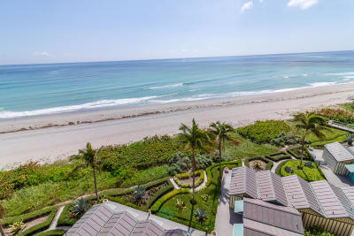 Broward County, Palm Beach County Rental For Rent: 800 S Ocean Boulevard #Lph4