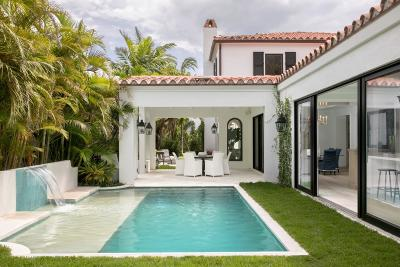 Palm Beach Single Family Home For Sale: 171 Dunbar Road