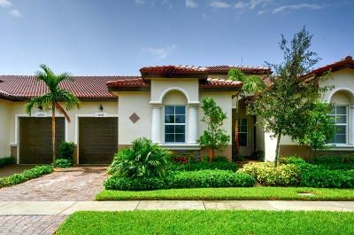 Delray Beach Single Family Home For Sale: 14915 Barletta Way