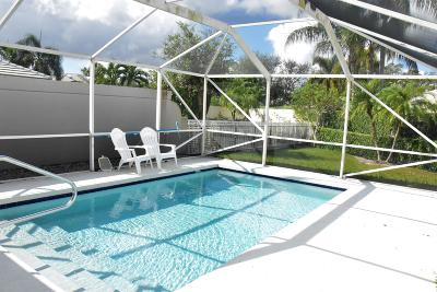 Palm Beach Gardens FL Single Family Home For Sale: $339,000