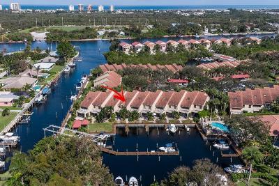Palm Beach Gardens FL Townhouse For Sale: $389,888
