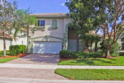 Lake Worth Single Family Home For Sale: 9199 Citrus Isle Lane