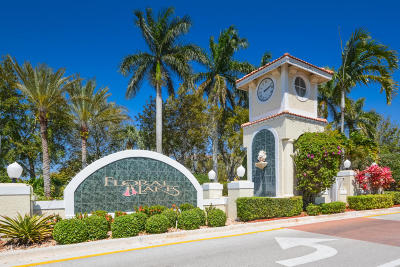 Delray Beach Single Family Home For Sale: 15224 Lake Wildflower Road