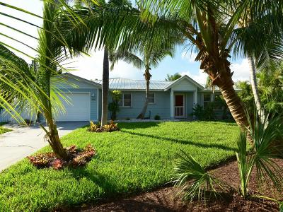Hobe Sound Single Family Home Contingent