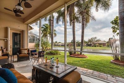 Boynton Beach Single Family Home For Sale: 7084 Vesuvio Place
