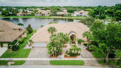 Boca Raton Single Family Home For Sale: 3045 Windsor Place