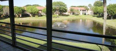 Boynton Beach Single Family Home For Sale: 11262 Green Lake Drive #203