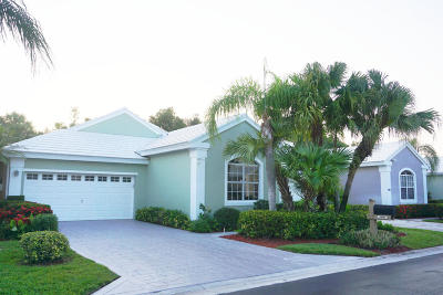 West Palm Beach Single Family Home For Sale: 1009 Lytham Court