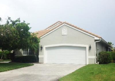 West Palm Beach Single Family Home For Sale: 8310 Bob O Link Drive