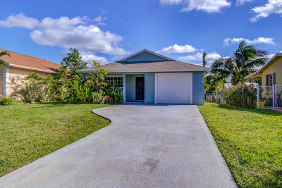 Delray Beach Single Family Home For Sale: 239 NW 4th Avenue
