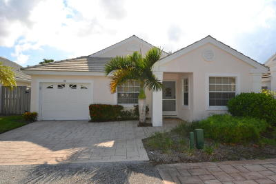 Palm Beach Gardens Single Family Home For Sale: 20 Commodore Place