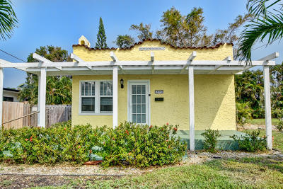 Delray Beach Single Family Home For Sale: 209 Swinton Avenue