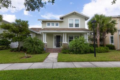 Jupiter Single Family Home Contingent: 1375 Dakota Drive