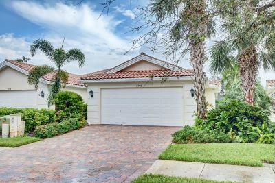 Hobe Sound Single Family Home For Sale: 3708 SE Big Bend Terrace