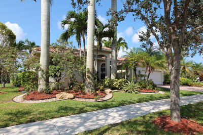 Weston Single Family Home For Sale: 1024 Waterside Circle
