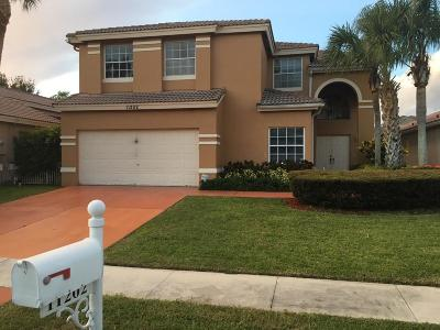 Boca Raton FL Single Family Home For Sale: $539,000