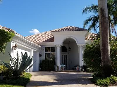 Boca Raton FL Single Family Home For Sale: $1,450,000