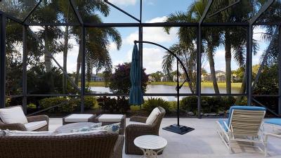 Lake Worth Single Family Home For Sale: 8642 Tierra Lago Cove