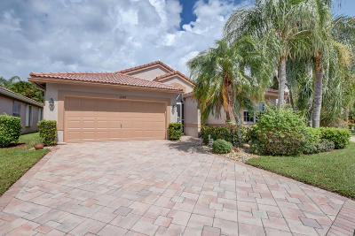 Boynton Beach Single Family Home For Sale: 6797 Sun River Road