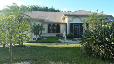 Delray Beach Single Family Home For Sale: 2415 Riviera Drive