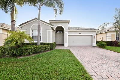 West Palm Beach Single Family Home For Sale: 6103 San Andros
