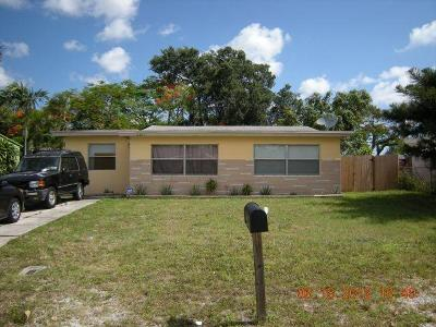 Fort Lauderdale Single Family Home For Sale: 2321 NW 14th Street