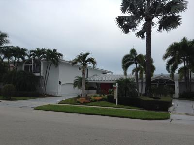 Boca Raton FL Single Family Home For Sale: $1,500,000