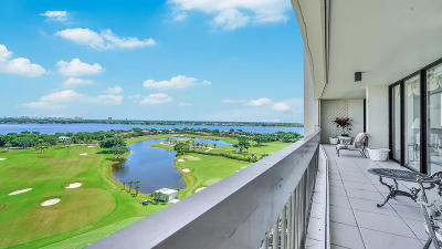 West Palm Beach Condo For Sale: 2000 Presidential Way #1702