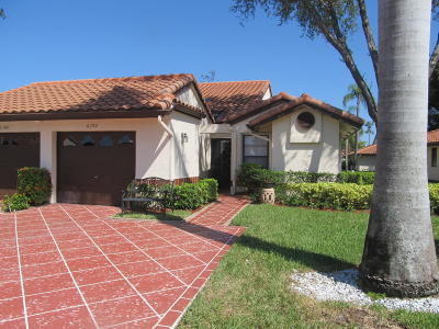 Delray Beach FL Single Family Home For Sale: $252,900