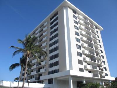 North Palm Beach Condo For Sale: 1200 Marine Way #103