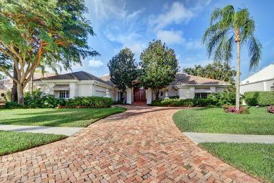 Delray Beach Single Family Home For Sale: 6001 Hollows Lane
