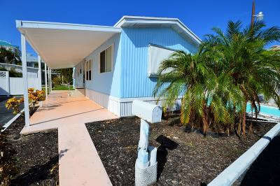 Juno Beach Mobile Home For Sale: 14661 Us Hwy 1 #34